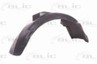 Подкрылк пластиковый front R AUDI A6 01.97-05.01