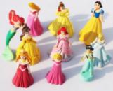 Набір Фігурки принцес