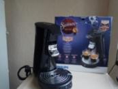 Кофеварка Philips Senseo Viva Cafe из Германии!