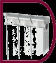 Радиатор биметаллический Алтермо ЛРБ 500*80 Полтава