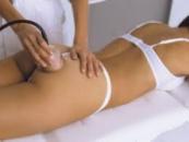 Вакуумно-роликовый массаж(4 зоны)