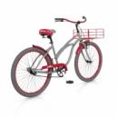 Велосипед круизер женский из Италии ALOHA MBM