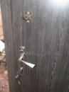 Металлические двери пленка+МДФ накладка