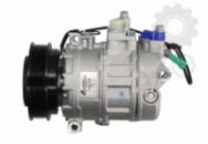 Компрессор кондиционера AUDI A4, A6, A8; SKODA SUPERB I; VW PASSAT 2.3-6.0 03.94-06.08