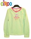Кофта из флиса для дома и сна слатовая теплая, бренд «Circo» (США)