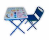 Комплект детский (парта+стул) ZANZI
