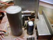 SHARP GF-575 SHARP 565 плата усилителя на микросхеме HA1392.