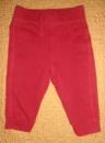 Красные штаны TU на 3-6 мес. 62-68 см. ЦЕНА: 45 грн.