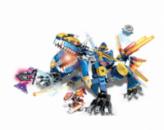 JVToy 11007 «Земляний дракон» Cepiя Нові лицарі