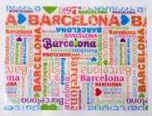 Папка-конверт на кнопке А4 «Typographyca» от ТМ Leo