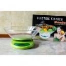 Кухонные электронные весы от 1г до 5 кг с чашей.
