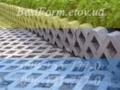 Форма для «Плитка газонная»