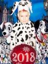 Далматин - детский карнавальный костюм на прокат.