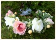 Віночок «О, скільки їх на полях! Але кожен цвіте по-своєму - ось вищий подвиг квітки! »