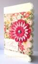Открытка для девушки цветок