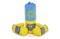 Боксерский набор 0005DT БОЛ «Украина»