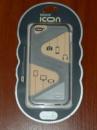 Чехол бампер Icon iPhone 6/6S Zorro grey