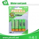 Аккумуляторы PKCELL AA 2200 mAh LSD (Eneloop) - Ni-Mh