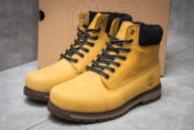 Зимние ботинки на меху в стиле Timberland Radford , желтые (30333),  [  41 42 43 44 45  ]