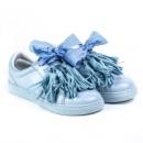 Слипоны женские Hanner blue