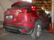 Тягово-сцепное устройство (фаркоп) Mazda CX-5 (2012-2016)