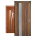 Двери ламинированные финиш-пленкой