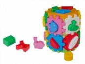 Куб «Розумний малюк» 2в1