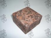 Брусчатка из гранита полнопиленная термо