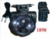 Фонарь налобный 1 LED 1898 - 1