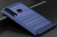 TPU чехол iPaky Slim Series для Samsung Galaxy A9 (2018) Синий