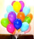 Гелиевые шары 10«