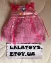 Одежда для Baby Born Беби Борн платье принцессы