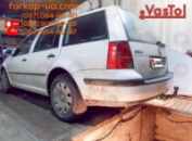 Тягово-сцепное устройство Volkswagen Golf IV (universal) (1999-2006)