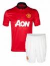 Футбольная форма Manchester United 13/14 (домашняя)