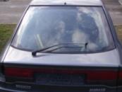 крышка багажника (ляда)