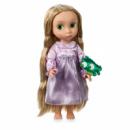Кукла принцесса малышка Рапунцель 40 см