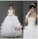 Свадебное платье невесты!