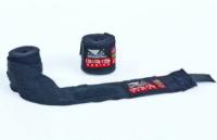 Бинты боксерские BAD BOY (3м) BВ-5321BK черный