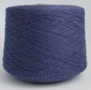 Пряжа PETER MERINOS, сине-фиолетовый меланж (53% шерсть3% кашемир 11% хлопок 11% вискоза 22% ПА, 800м/100г)
