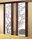 Двери шпонированные для раздвижных систем