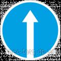 Предписывающие знаки дорожного движения