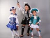 детские костюмы пиратов, воинов продажа