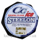 ЛЕСКА STEELON ICE CRISTAL CLEAR FLUOROCARBON COATED 50 m/ 0.08 mm