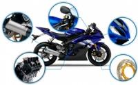 Новые запчасти на мотоцикл (Разное)