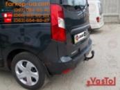 Тягово-сцепное устройство (фаркоп) Dacia Dokker (2012-...)