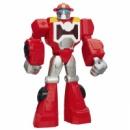 Playskool Transformers Rescue Bots Heatwave the Fire-Bot Figure, 12-Inch, Боты-Спасатели Фаербот большая фигура