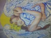 Картина «Ангел хранитель»