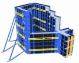 Вертикальная опалубка HANDI (легкая, 40 кН/м²) - ручная опалубка для фундаментов, стен и колонн