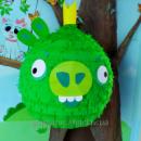 Пиньята Энгри Бердс Свинья (Angry Birds), 210 см окружность