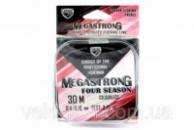 Леска  Megastrong 30м  0.10
